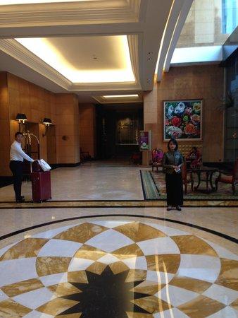JW Marriott Hotel Jakarta: Lobby