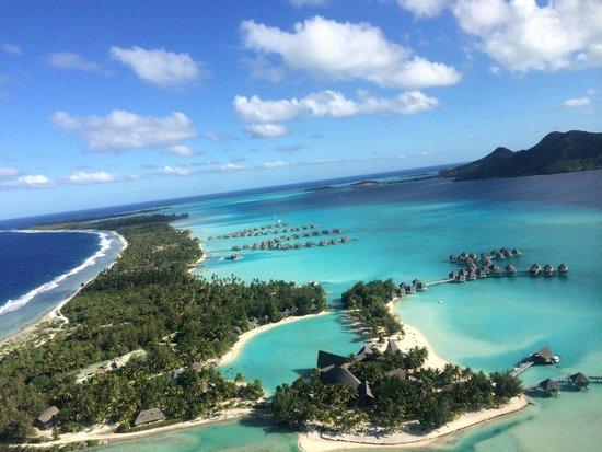 Le Meridien Bora Bora: Hotel