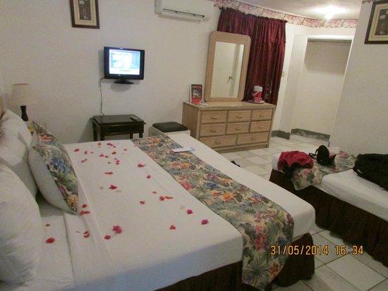 Hotel Gloriana & Spa: Room
