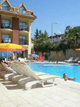 Astoria Hotel : Бассейн