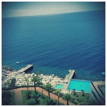 Vidamar Resort Madeira : Mer ou piscine ? ou les deux ?