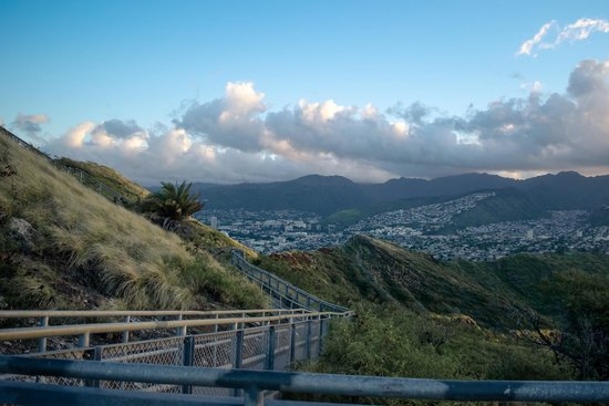 Diamond Head: early morning hike