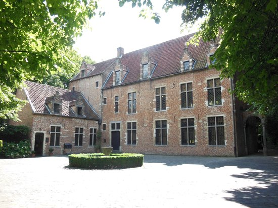 Maison d'Erasme: the Erasmus house
