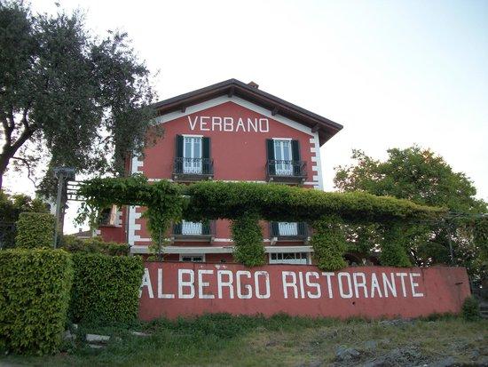 Albergo Ristorante Verbano : hotel