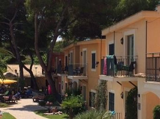 Occidental Playa de Palma : Appartements