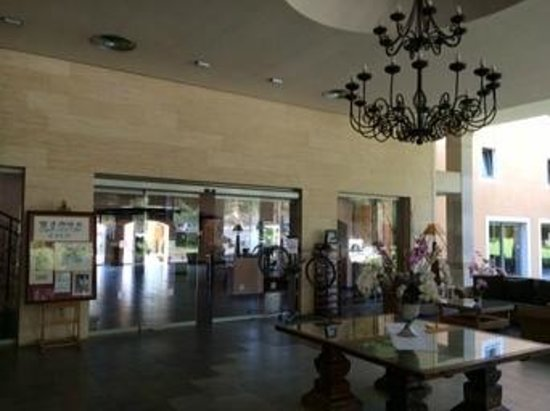 Barcelo Pueblo Park: Lobby