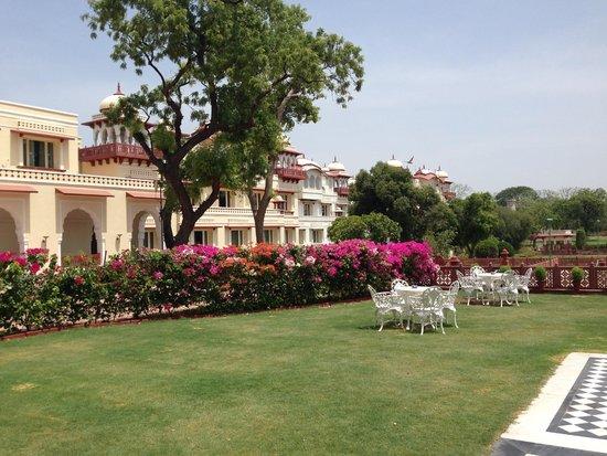 Taj Jai Mahal Palace Jaipur: Splendour
