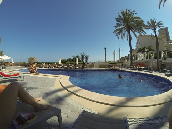 Be Live Adults Only La Cala: Nice calm swimming pool