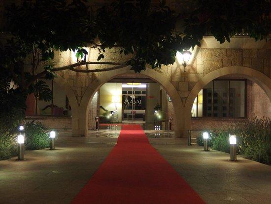 Be Live Adults Only La Cala Boutique: Hotel entrance