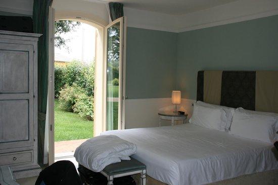 Relais Villa Valfiore: garden room