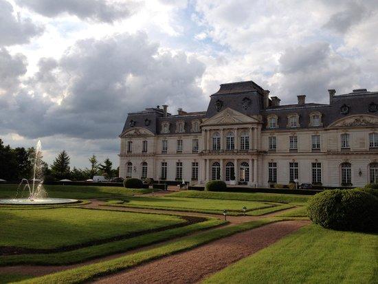 Chateau d'Artigny : Château d'Artigny