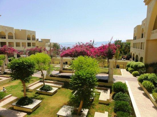 Radisson Blu Tala Bay Resort, Aqaba: Dalla camera