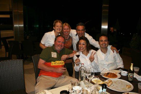 Relais Villa Valfiore: wonderful staff