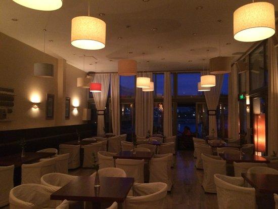Karystion Hotel: χωρος εστιατοριου και πρωινο