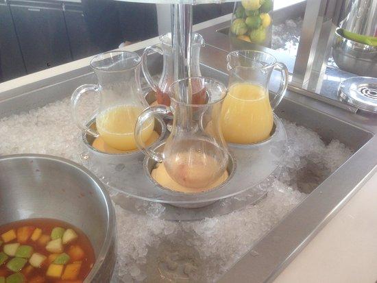 Fairmont Monte Carlo : Waiting 20 min for orange juice