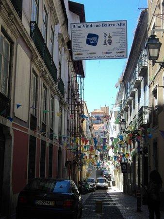 Bairro Alto: barrio alto 2