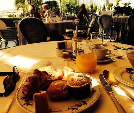 Grand Hotel Villa Igiea - MGallery by Sofitel: Breakfast