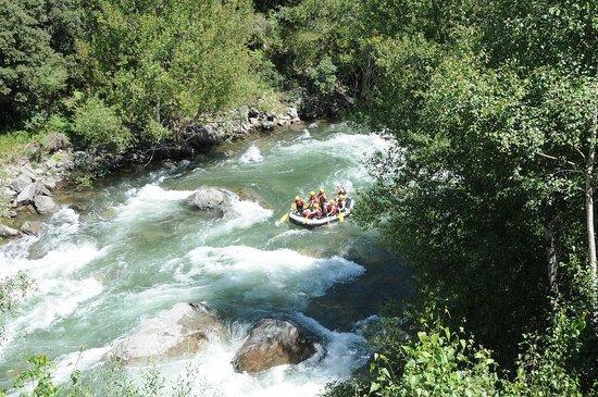 Rafting Sort Rubber River: Preparados para el próximo rápido!!! XD