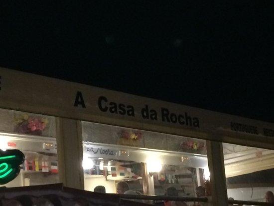 A Casa da Rocha : Lekker gegeten en aardige mensen