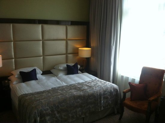 Hotel Kings Court: Bedroom