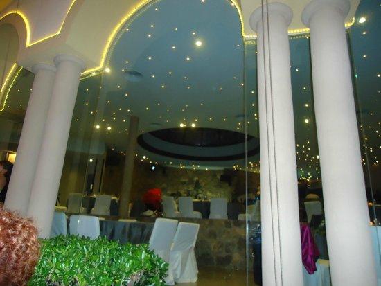 La Cúpula Garraf: salón