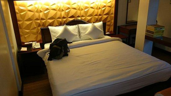 Clover Hotel : Bonne literie