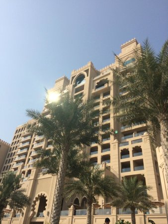 Fairmont The Palm, Dubai: Hotel