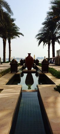 Fairmont The Palm, Dubai: Grounds