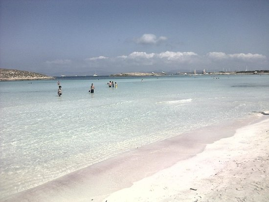 Playa de Ses Illetes: 5