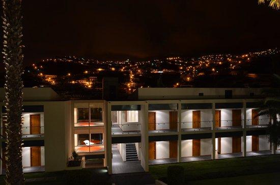 Estalagem Ponta do Sol: unteres Hotelgebäude