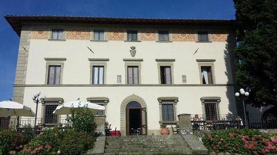 Villa Campestri Olive Oil Resort: Hotel van de voorzeide