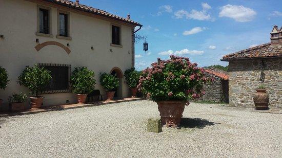 Villa Campestri Olive Oil Resort : Hotel