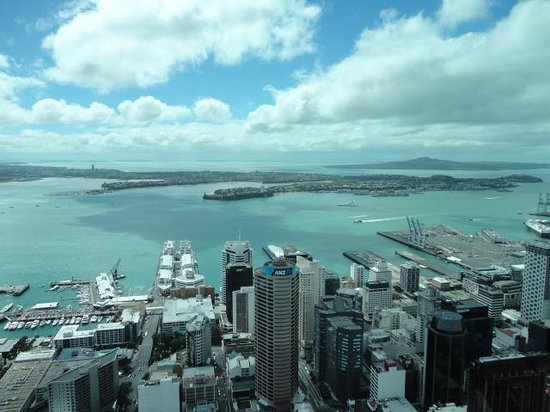 Sky Tower: Lovely