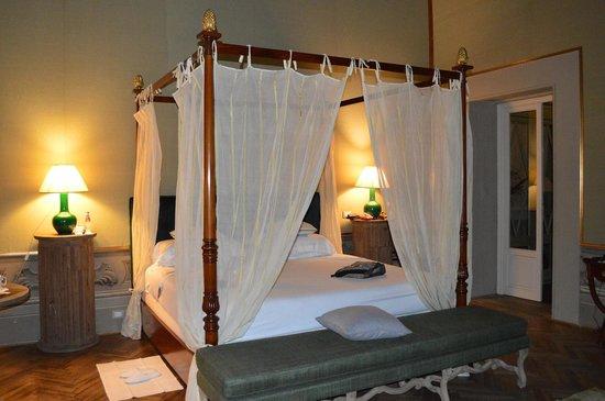 Al Palazzo Del Marchese Di Camugliano: Bedroom