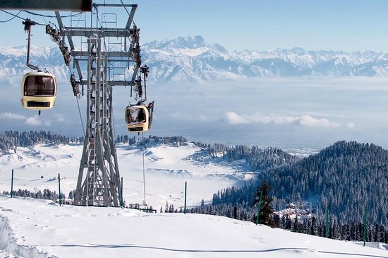 Gulmarg Backcountry