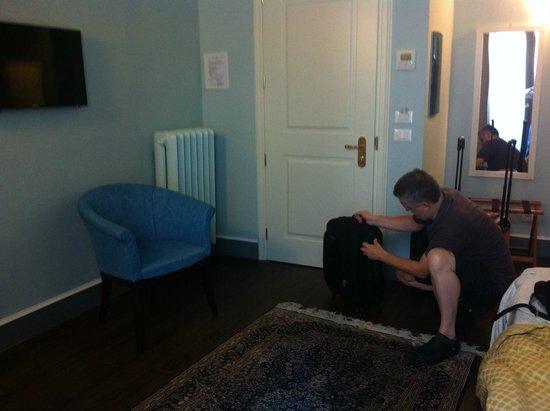 Hotel Firenze Capitale: Habitación 2