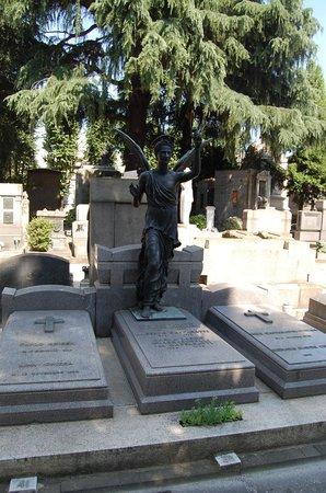 Cimetière Monumental : Cimetière de Milan