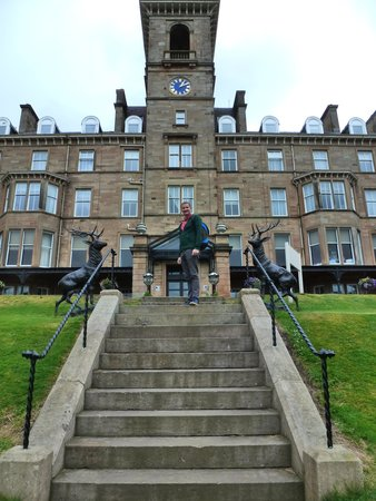 Doubletree by Hilton, Dunblane-Hydro: The hotel frontage