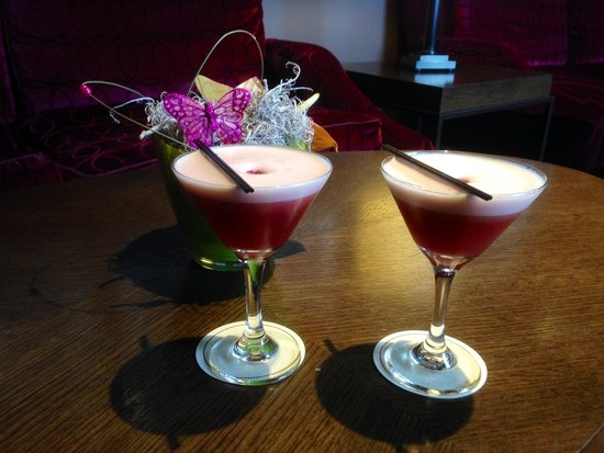 Doubletree by Hilton, Dunblane-Hydro: Cocktails