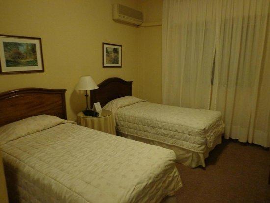 Ermitage Hotel: twin room on 3rd floor