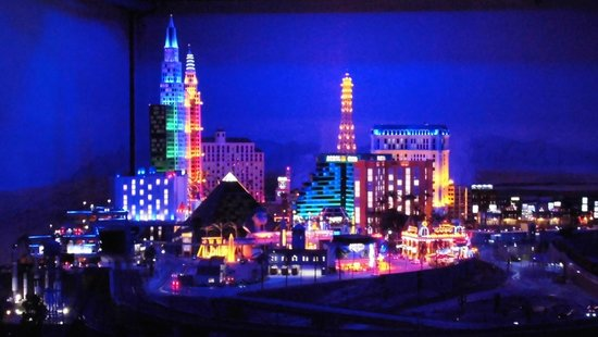 Miniatur Wunderland: Las Vegas