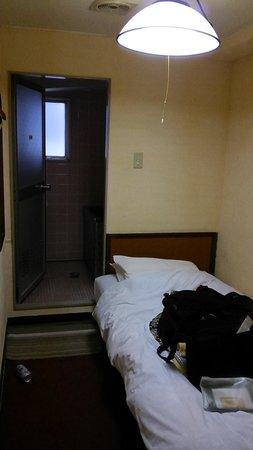 Tsukuba Hotel : 部屋