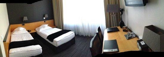 Lindenhof Hotel: Twinbettzimmer