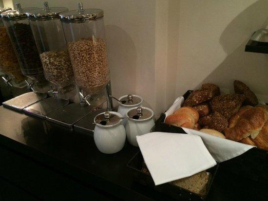 Lindenhof Hotel: Frühstücksbuffet