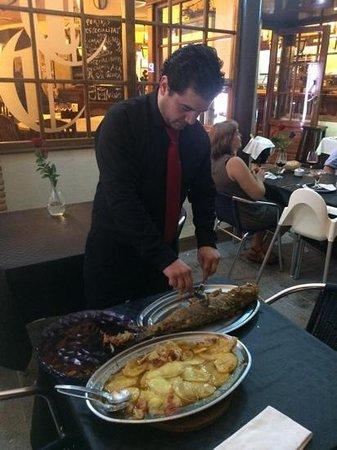 Portus Restaurant: para no cansarse de repetir