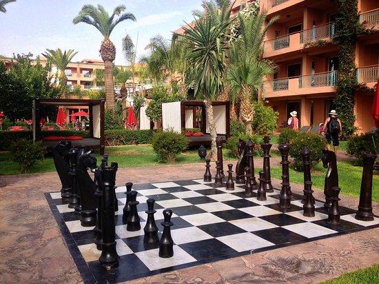 Sofitel Marrakech Palais Imperial: Jardin