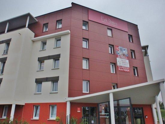 Appart'City Reims Parc des Expositions : L'Hotel