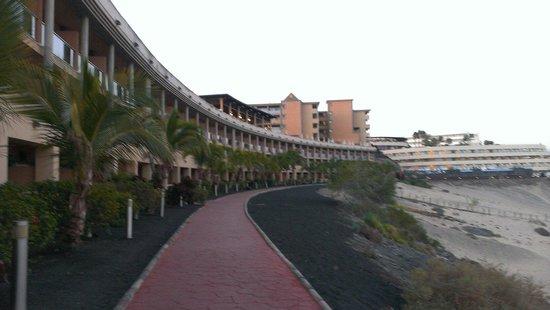 Iberostar Fuerteventura Palace: acceso playa