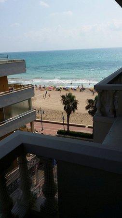 Aparthotel Acuasol: Vista