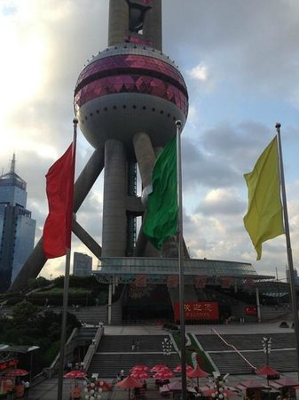 Pudong New Area: Oriental Pearl Tower